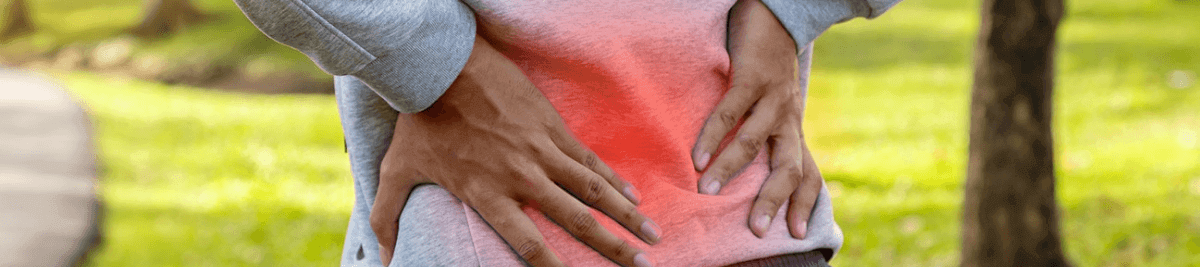 Using a tens machine for lower back pain